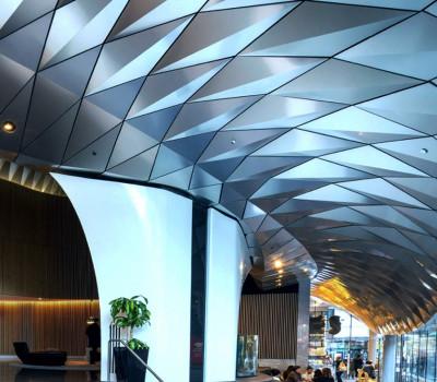 Алюминиевые композитные панели для фасада-0